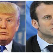 Macron, Trump: la fin des professionnels de la politique?