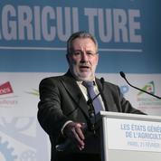 Le testament de Guy Vasseur, président sortant des chambres d'Agriculture