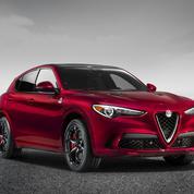 L'Alfa Romeo Stelvio atteint des sommets