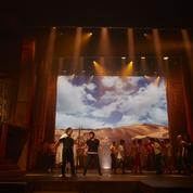 Les Dix Commandements, le retour : dans les coulisses d'un spectacle culte