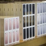 Smartphones : Huawei se rapproche de plus en plus d'Apple