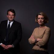 Anne Levade et Thierry Solère, les vigilants