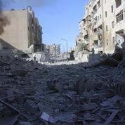 À Alep, la famine s'installe sous un déluge de bombes
