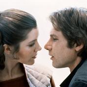 Carrie Fisher et Harrison Ford : une liaison sur le tournage de «Star Wars»