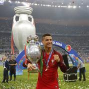L'émouvante déclaration de Ronaldo à ses coéquipiers après la victoire en finale de l'Euro