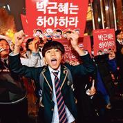 À Séoul, le réveil politique de la jeunesse