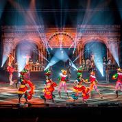 Le cirque Phénix accueille les ailes de Cuba