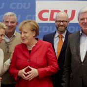 Angela Merkel «prête» pour un quatrième mandat