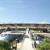 Le grand bazar des gares de la LGV Nîmes-Montpellier
