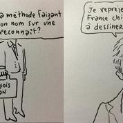 François Fillon : «Un type impossible à dessiner», selon Joann Sfar