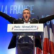 L'ex-FN Chauprade soutient Fillon pour barrer la route à Marine Le Pen