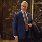 Trump aimerait voir Farage devenir ambassadeur britannique à Washington