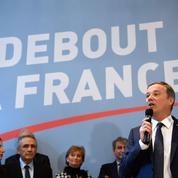 Pour Nicolas Dupont-Aignan, François Fillon «n'est pas une menace»