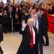 Climat, Israël-Palestine, extrême droite : Trump modère son discours