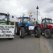 Les agriculteurs de la FNSEA à nouveau mobilisés