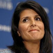 Qui est Nikki Haley, la nouvelle ambassadrice américaine aux Nations unies ?