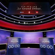 Un ultime débat entre François Fillon et Alain Juppé pour faire la différence