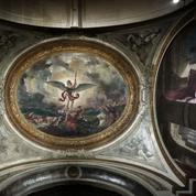 Eugène Delacroix retrouve son éclat à l'église Saint-Sulpice à Paris