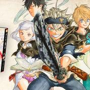 Black Clover :le manga fantasy qui va vous enchanter!