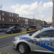États-Unis : une fusillade à Louisville fait 2 morts et 4 blessés
