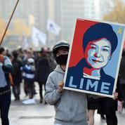 Corée: la présidente au bord du gouffre