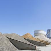 Le ciment piégerait un quart du CO2 émis lors de sa fabrication