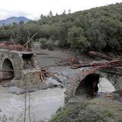 La Haute-Corse touchée par les fortes intempéries