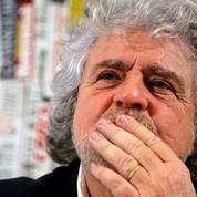 Le M5S de Beppe Grillo marche sur Rome