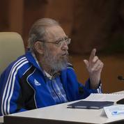 Castro, fidèle aux survêtements de sport