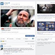 Ce qui vous a fait réagir sur nos réseaux sociaux le 26 novembre 2016