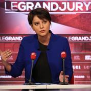 Najat Vallaud-Belkacem ménage les deux têtes de l'exécutif