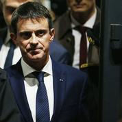 Primaire de la gauche : Valls n'exclut pas d'être candidat