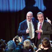 Ukip tourne la page Farage et se dote d'un nouveau leader