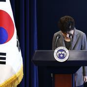 En Corée du Sud, la présidente se dit prête à quitter le pouvoir