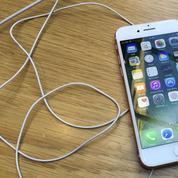 Du spam fait irruption dans les calendriers des iPhone