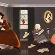 Qui est Louisa May Alcott mise à l'honneur par Google?