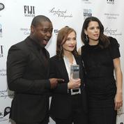 Isabelle Huppert sacrée aux Gotham awards, première étape vers les Oscars