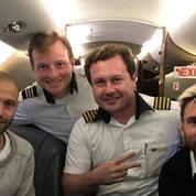 En novembre, la sélection argentine avait voyagé l'avion qui s'est crashé