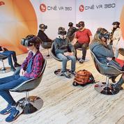 Que la force soit avec la réalité virtuelle