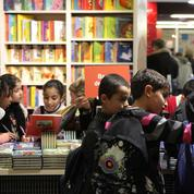 Salon de Montreuil: pourquoi les enfants adorent