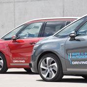 La France aura son centre d'essai pour véhicule autonome