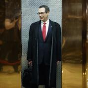 Un ancien «Goldman boy» à la tête du Trésor américain