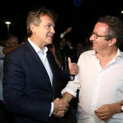 Primaire à gauche: Christian Paul rallie Arnaud Montebourg