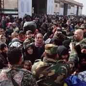 Le drame des civils piégés dans Alep-Est