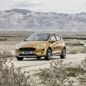 Nouvelle Ford Fiesta, une citadine high-tech