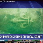 LaTrinité ,le navire du corsaire Jean Ribault, émerge des flots en Floride