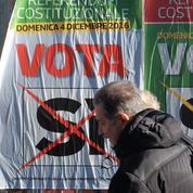 Référendum italien: les banques en première ligne