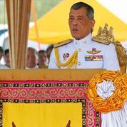 La Thaïlande accueille son nouveau roi