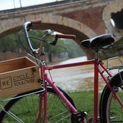 Des vélos recyclés «Made in Toulouse» pour créer des emplois