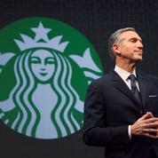 Starbucks: le PDG fondateur abandonne les rênes